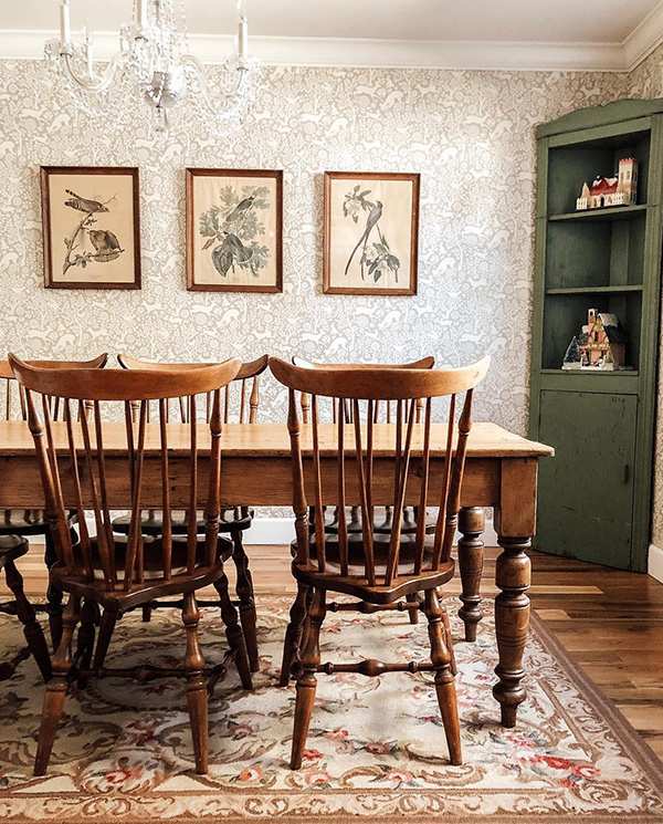 Sallie Dale Meadow Dining Room 1